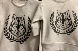 Wolf pack jumper- OUT OF STOCK