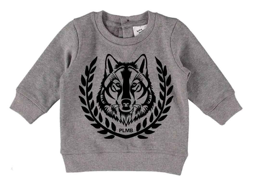 Wolf pack jumper