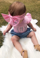 Load image into Gallery viewer, Cotton headbands- personalised