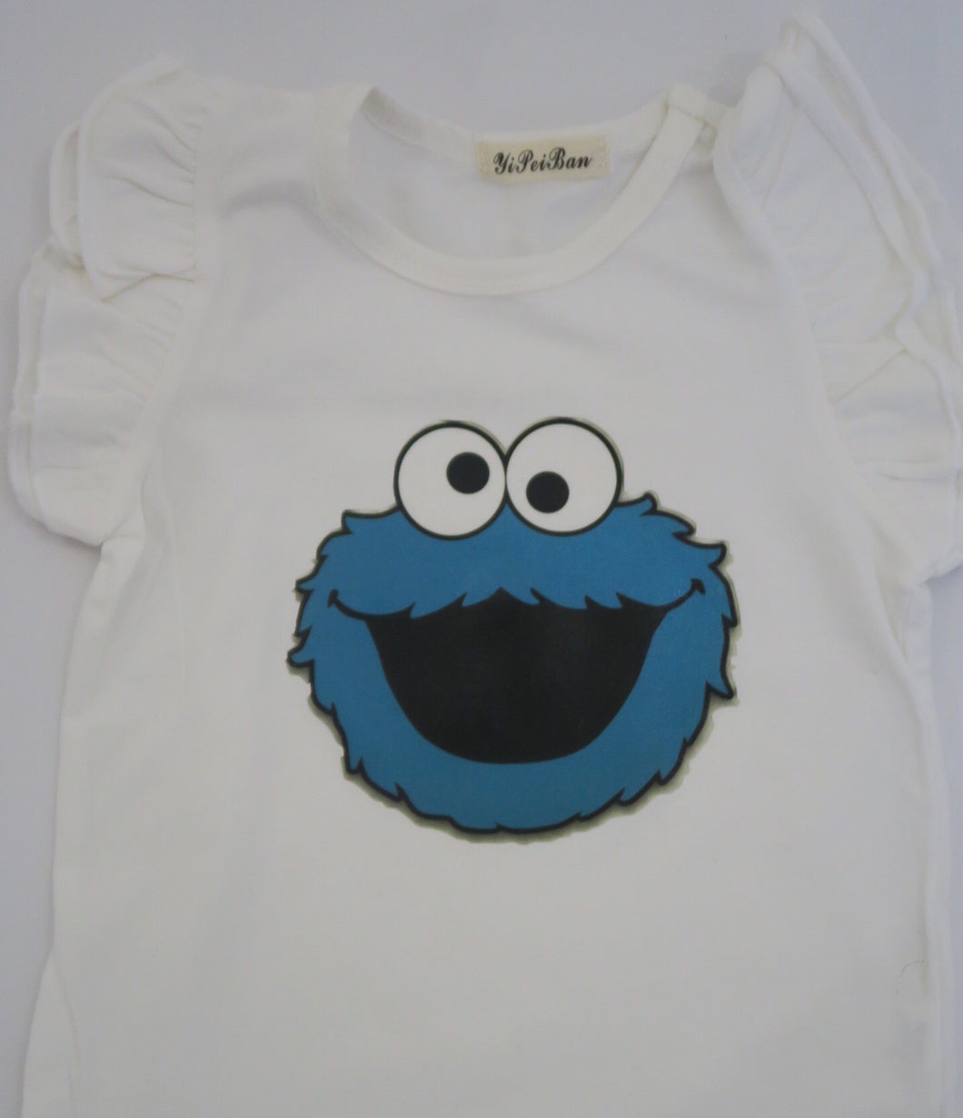 Cookie Monster Top!