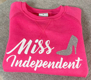 Miss Independent tee