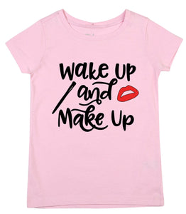 Wake up and Makeup