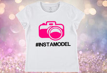 Load image into Gallery viewer, Insta Model Tee