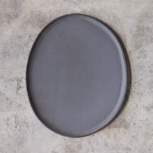 Load image into Gallery viewer, large oval platter in fog