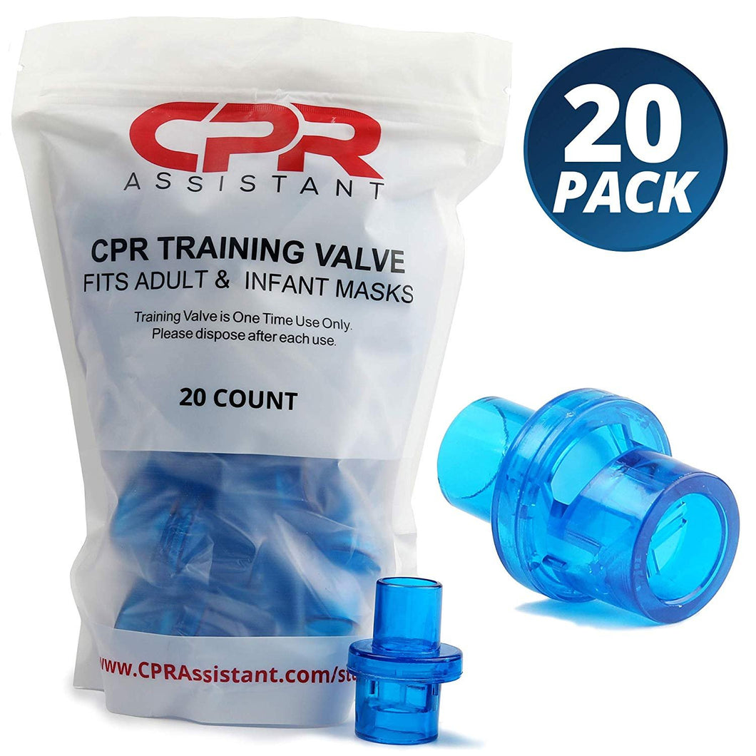 CPR 1 Way Valves - 20 Pack