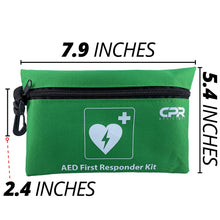 Load image into Gallery viewer, CPR Assistant™ First Responder AED Companion Kit