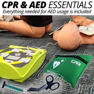 CPR Assistant™ First Responder AED Companion Kit