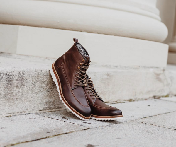 The Easy Way To Bring Old, Leather Boots Back To Life for Men