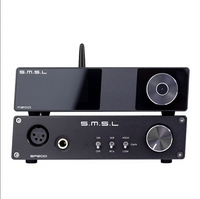 SMSL M200 DAC and SP200 Headphone Amp Balanced Stack