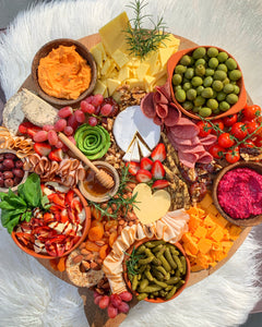 XL Cheese Platter