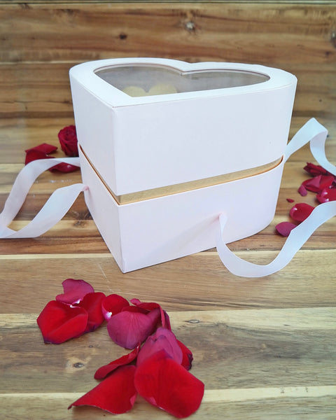 2 in 1 Pink Heart Box