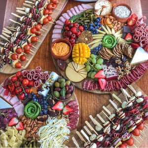 St Tropez. Party Platters