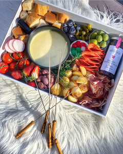 Cheese Fondue Box