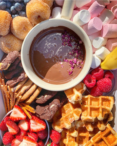 Chocolate Fondue Box