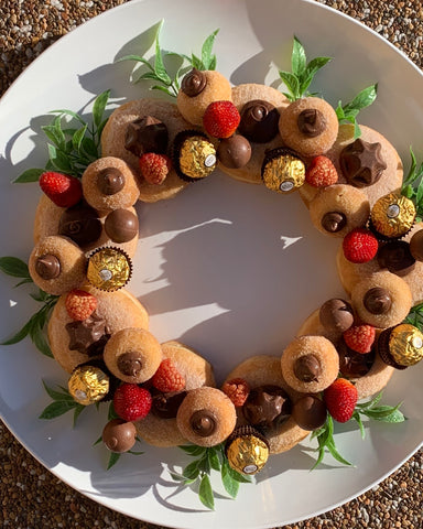 Donut Wreath