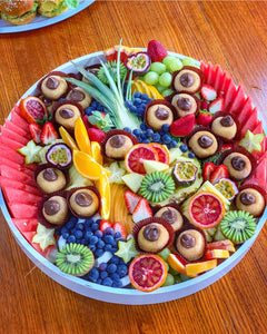 Large Fruit & Dessert Platter