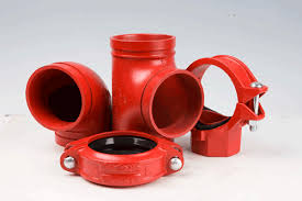 Grooved Thread & Weld Fittings