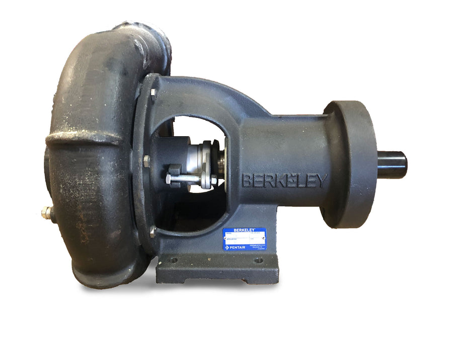 B86070- Berkeley Heavy Duty Pump CW B3ZRM with NPT ends and a 9