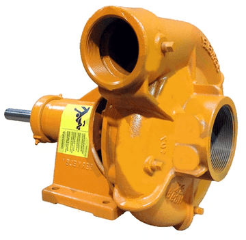 B66161 - B3ZRM Berkeley pump CW with threaded packing