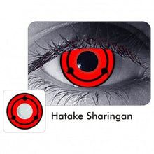 Load image into Gallery viewer, Contact Lense-Hatake Sharingan