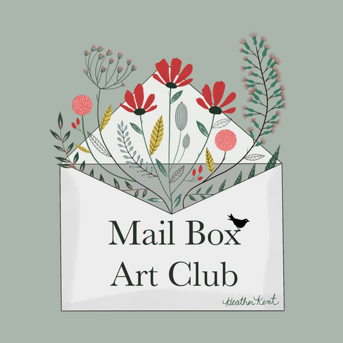 Mail Box Art Club