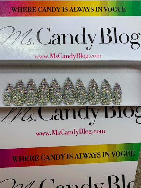 Press On Nails at Nail Gloves by Candy: Nails by Ms. Candy Blog