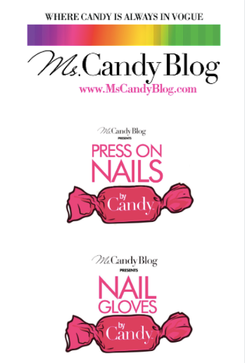 Nail Gloves by Candy: Nails by Ms. Candy Blog