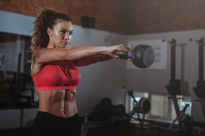 6 Kettlebell Movements For Complete Home Workouts