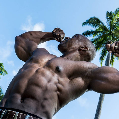 Fitness tips and lifestyle of a bodybuilder