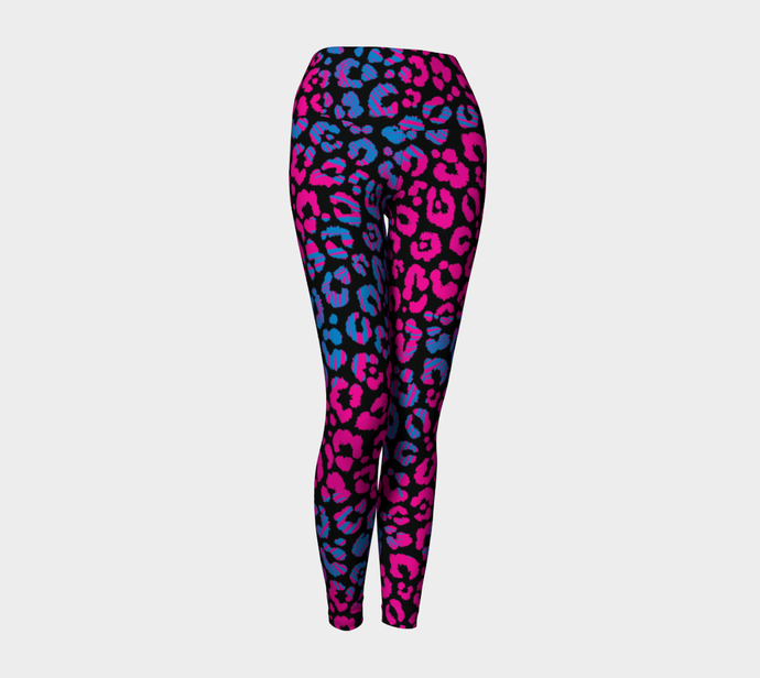 Majestic Leopard Leggings