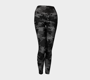 Athlethicc Camo Leggings
