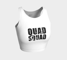 Load image into Gallery viewer, QUAD SQUAD Crop Top
