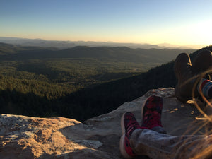 View from Mogollon Rim