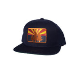 The AZ Pines Classic Snapback - Iconic Arizona