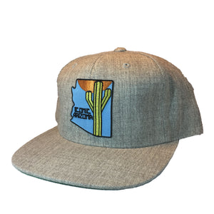 The 48 Classic Snapback - Iconic Arizona