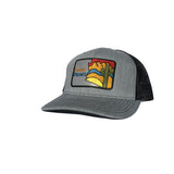The Four Peaks Curved Trucker - Iconic Arizona