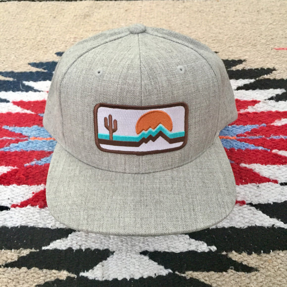 The Retrozona Classic Snapback - Iconic Arizona