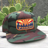 The Prescott Classic Snapback - Iconic Arizona