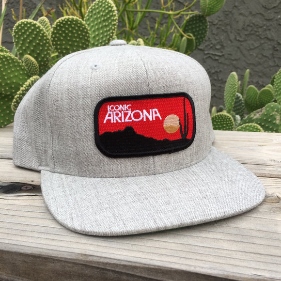 The Desert Dusk Classic Snapback - Iconic Arizona