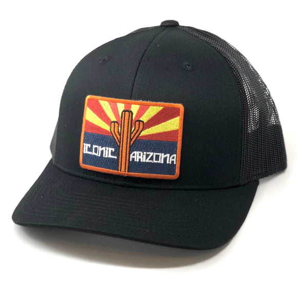 The Iconic Curved Trucker