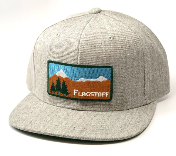 The Flagstaff Classic Snapback - Iconic Arizona