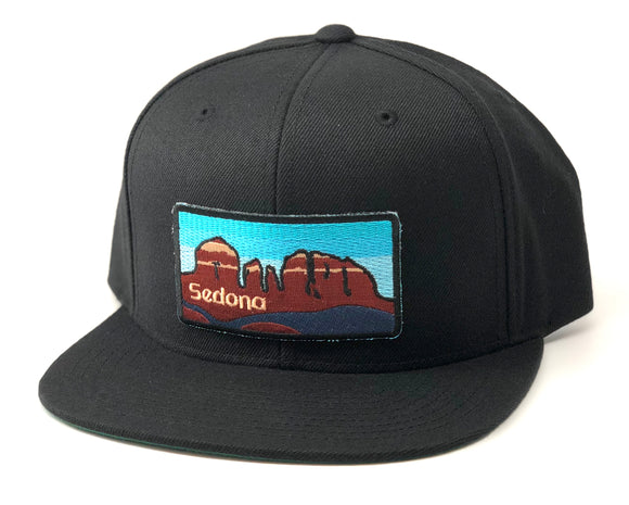 The Sedona Classic Snapback - Iconic Arizona