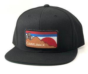 The Camelback Classic Snapback