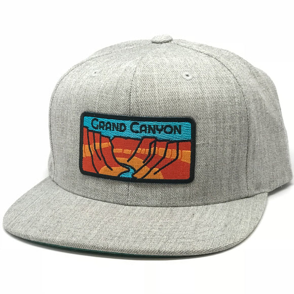 The Grand Canyon Classic Snapback - Iconic Arizona