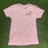 The Breeze Block Tee - Desert Pink - Iconic Arizona