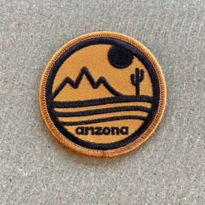 Sonoran Copper Patch - Iconic Arizona