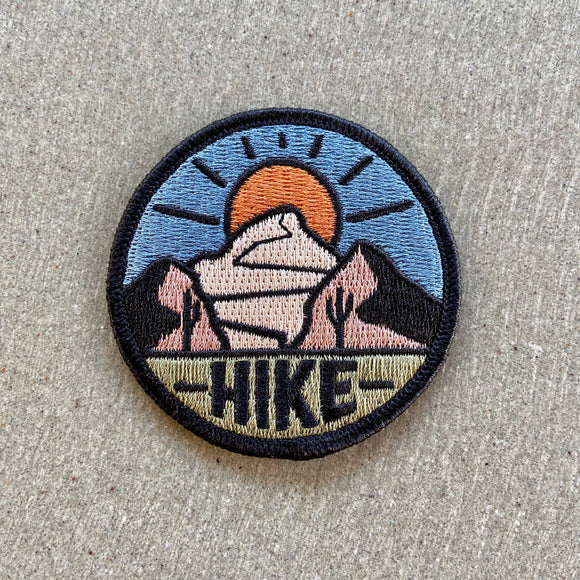 Hike Patch - Iconic Arizona