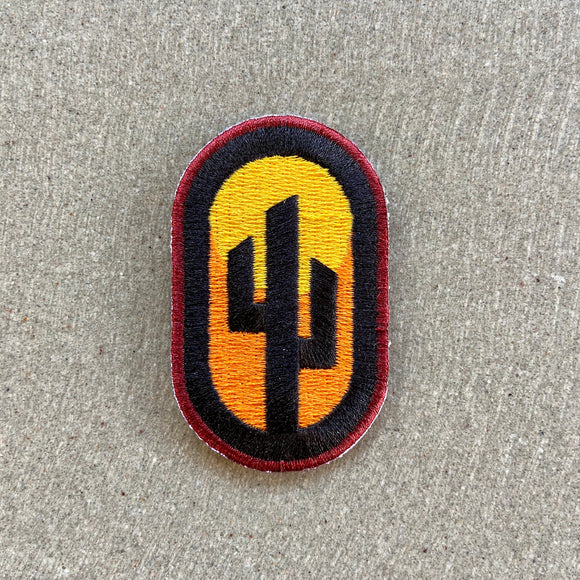 Cactus Pill Patch - Iconic Arizona