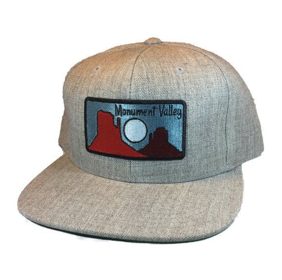 The Monument Valley Classic Snapback - Iconic Arizona