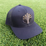 The Military Sentinel Curved Trucker - Iconic Arizona